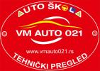 VM AUTO 021 – Registracija vozila Novi Sad
